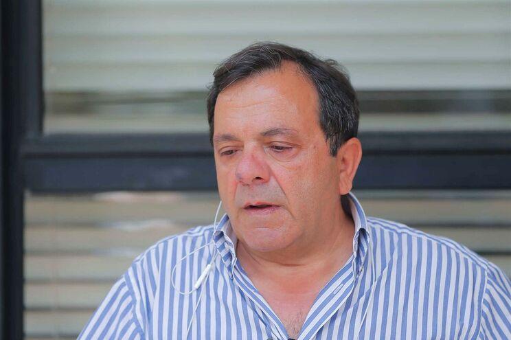 João Marques, provedor da Santa Casa da Misericórdia de Pedrogão Grande