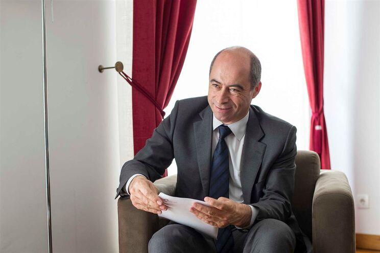 Inácio Ribeiro, presidente do Conselho Intermunicipal da Comunidade Intermunicipal do Tâmega e Sousa