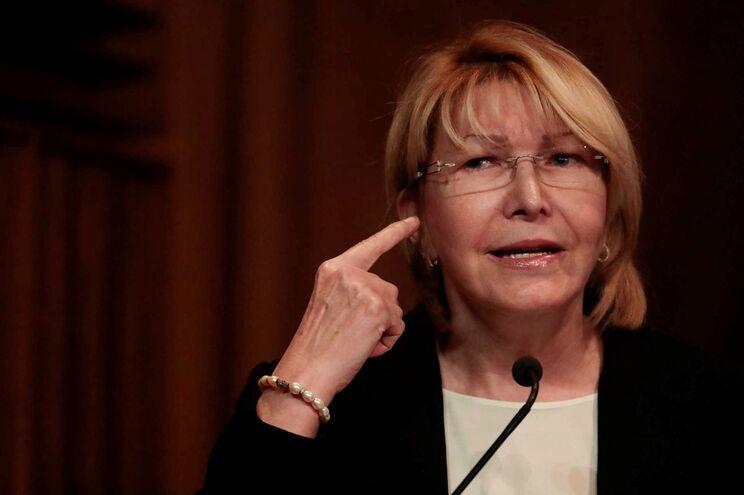 A procuradora-geral da Venezuela, Luísa Ortega Diaz