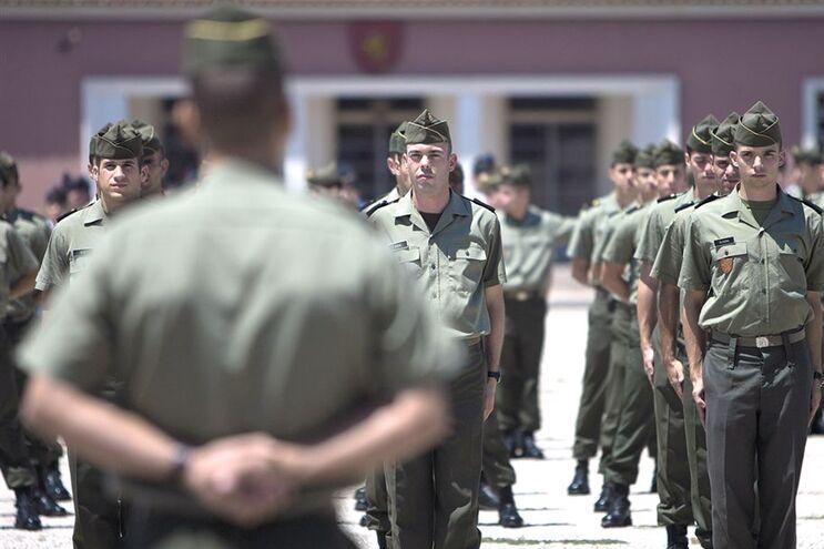Exército facilita provas de acesso