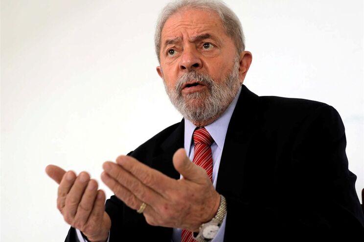 Inácio Lula da Silva, ex-presidente do Brasil