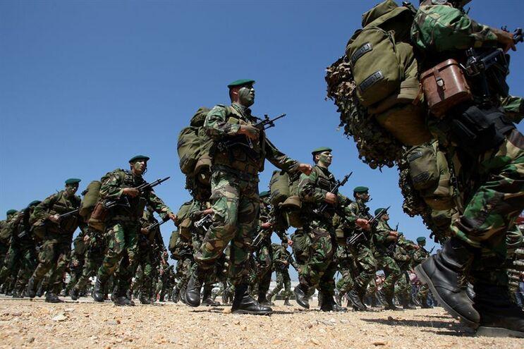 Força de pára-quedistas irá cumprir missão no Afeganistão