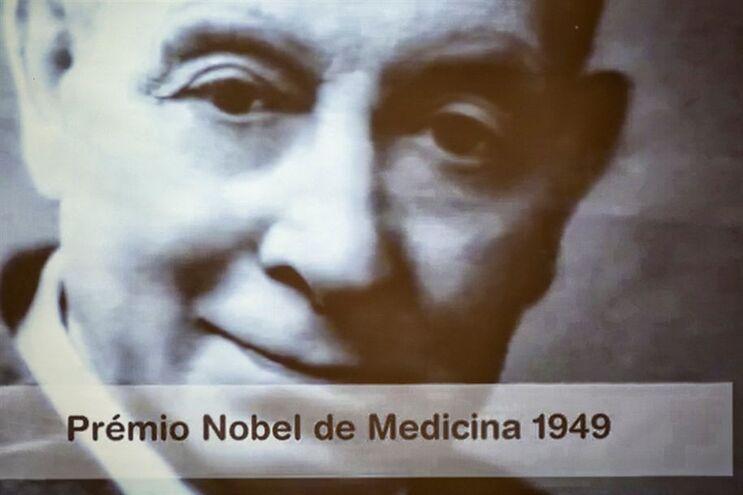 Neurologista António Egas Moniz recebeu Nobel da Medicina em 1949