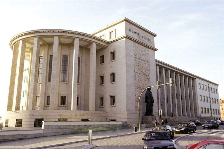 PALÁCIO DA JUSTIÇA ( Tribunal da Relação do  PORTO ).03/12/10AMIN CHAAR