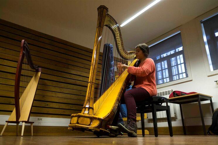Associação Portuguesa de Harpa associa-se ao centenário do Conservatório de Música do Porto