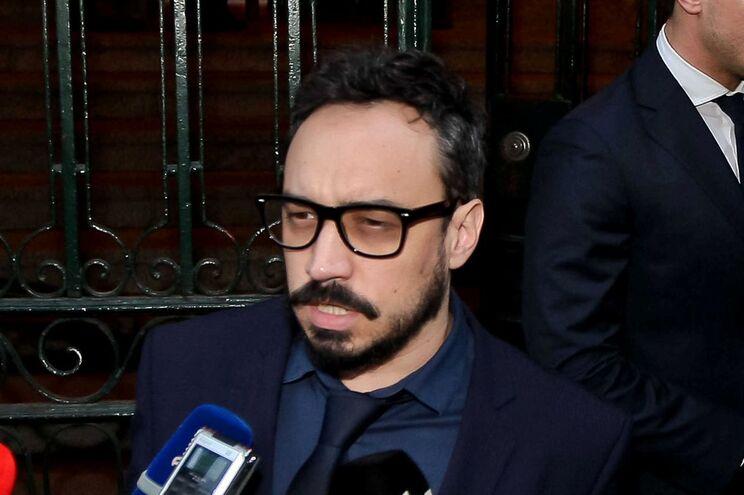 Filipe Guimarães, advogado de Pedro Bourbon