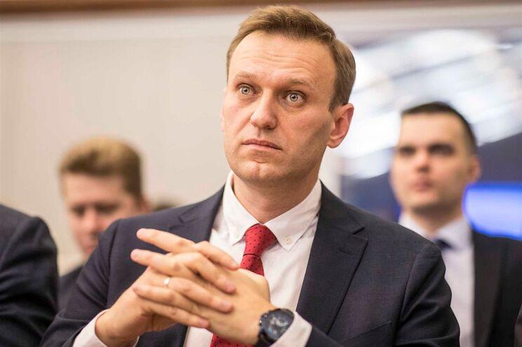 Alexei Navalny, 41 anos
