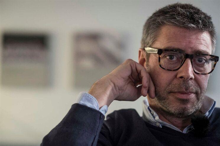 Francisco J. Marqeus, diretor de comunicação do F. C. Porto