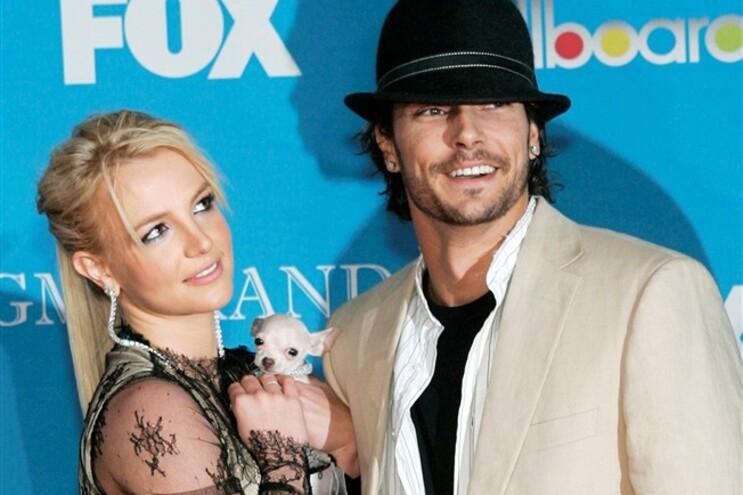 Ex de Britney Spears diz que 16 mil euros por mês não chegam para os filhos