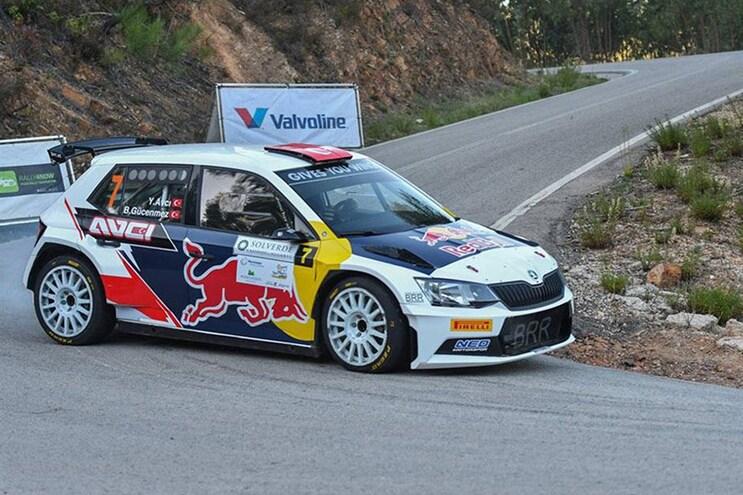 Algarve volta a receber a final do European Rally Trophy