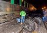 Comboios chocaram em Soure por falta de aderência entre rodas e carril