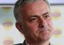 Mourinho já assinou pelo Manchester United