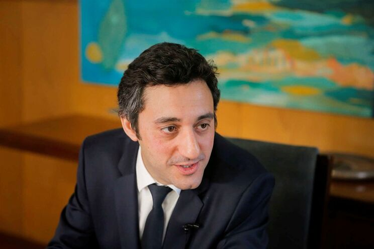 Eduardo Pinheiro, vice-presidente da Câmara de Matosinhos, é estreia absoluta