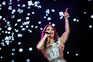 Ivete Sangalo em concerto no Rock in Rio 2014, em Lisboa