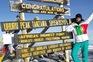 Sara Sampaio subiu ao topo do Kilimanjaro