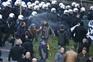 Confrontos numa manifestação da extrema-direita em Colónia