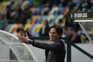 Treinador do Leverkusen suspenso e multado