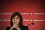 Catarina Martins assume responsabilidade pelo cartaz polémico