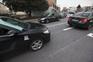 Cinquenta e quatro taxistas detidos em 2015 no Aeroporto de Lisboa por especulação