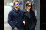 Irina Shayk e Bradley Cooper juntos em Paris