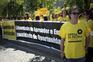 Colégios têm feito protestos contra a medida do Governo