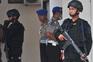 Forças de segurança da Indonésia