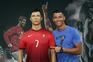 Visita de Ronaldo ao museu CR7
