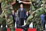 Ministro da Defesa visitou o Centro de Tropas de Operações Especiais em Lamego