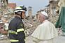 Papa Francisco em Amatrice