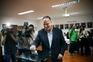 O presidente do PS/Açores e candidato às eleições legislativas da Região Autónoma dos Açores, Vasco Cordeiro