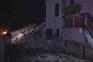 Desabamentos na zona de Macerata