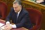 Primeiro-ministro, o conservador Viktor Orbán