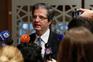 """Embaixador francês François Delattre anunciou """"consenso"""" sobre um texto de compromisso"""