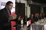 Pedro Passos Coelho num jantar organizado pela distrital do Algarve