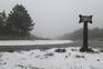 Neve na Serra de São Mamede