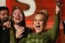 Adele venceu cinco categorias dos Grammy