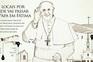 Os locais por onde o Papa vai passar em Fátima