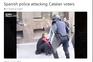 """Imagens denunciadas pelo """"Le Monde"""""""