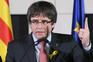 Ex-líder catalão e candidato do movimento Juntos pela Catalunha, Carles Puigdemont