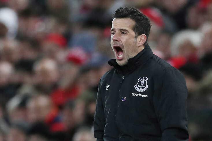 Marco Silva deixa o Everton
