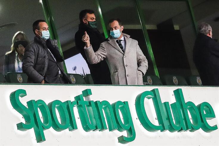 Sporting iniciou um processo de despedimento de funcionários