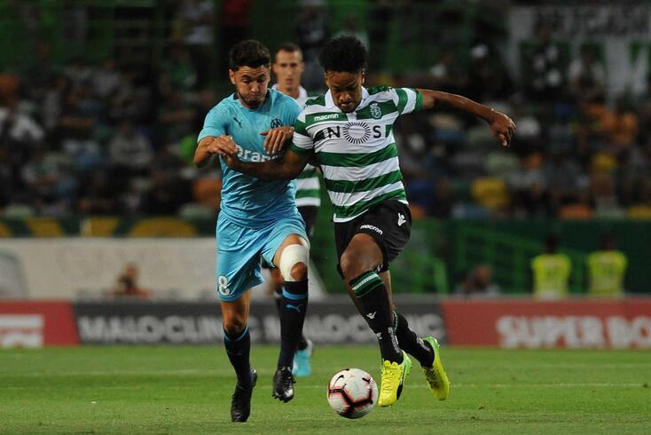 Matheus Pereira está emprestado ao West Bromwich Albion