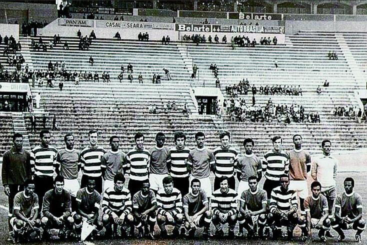Maior goleada em Portugal faz 49 anos