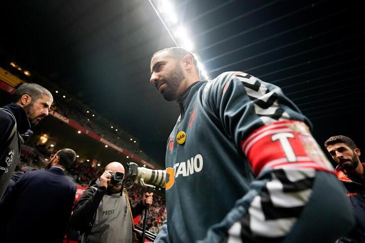 Rúben Amorim somou mais uma vitória pelo Braga