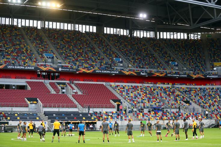 Manchester United-Copenhaga