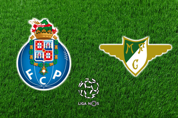 DIRETO | FC Porto-Moreirense
