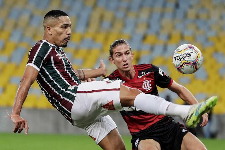 Gilberto, jogador do Fluminense, será o primeiro reforço do Benfica