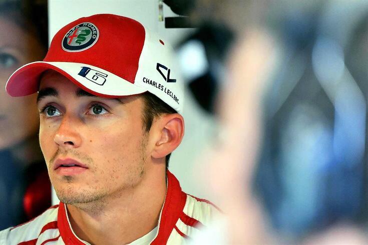 Charles Leclerc é  novo piloto da Ferrari para 2019