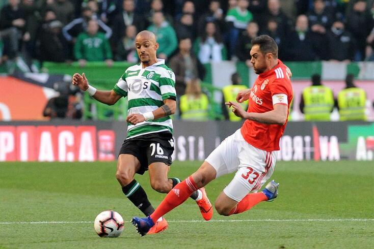 Jardel está há nove anos no Benfica