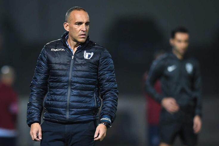 """João Pedro Sousa promete: """"Não vamos entrar em relaxamento"""""""